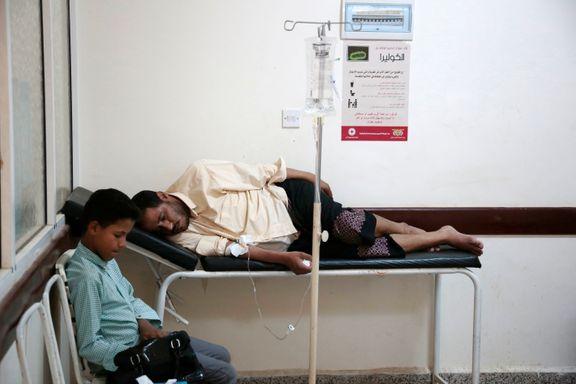 WHO: En halv million kan være rammet av kolera i Jemen