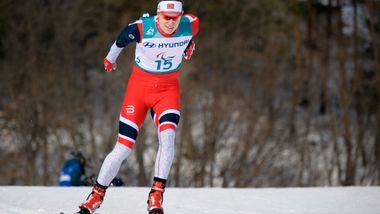 Langrennsgutta sikret sølvet i Paralympics