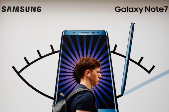 SAS og Norwegian advarer mot Samsung-telefon