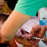 Hundrevis av barn døde av meslinger på Madagaskar