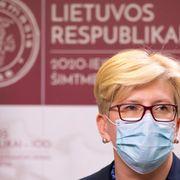 Hun blir ny statsminister i Litauen