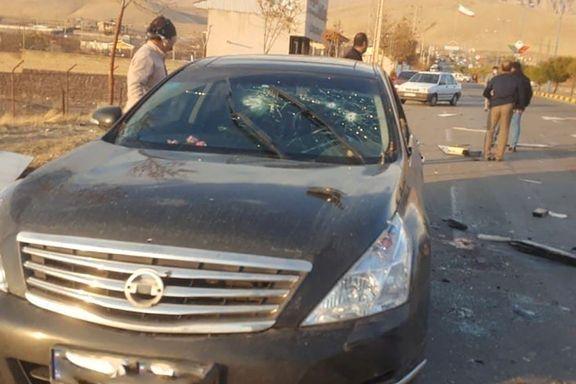 Den iranske atomfysikeren ble brutalt drept. Nå er en overraskende gjerningsperson avslørt.
