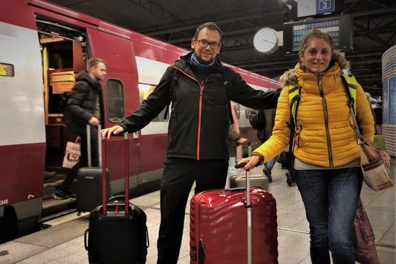 Stadig flere flyselskaper sender passasjerene med «tog for fly»
