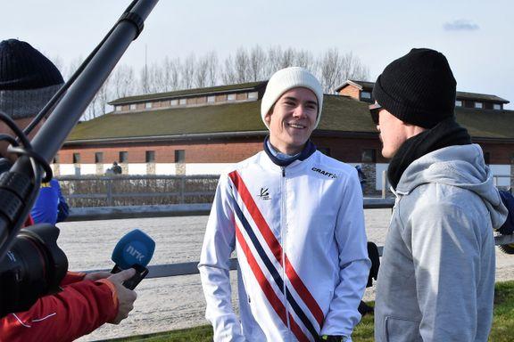 Jakob Ingebrigtsen vil vinne 10 titler før han blir senior