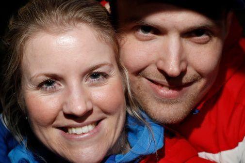 Curlingparet reiste tilbake på IOCs regning
