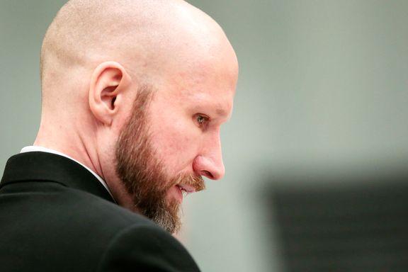 Anders Behring Breivik har byttet navn