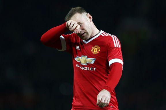Ny cupskrell: Rooney bommet på straffe da United røk ut av ligacupen