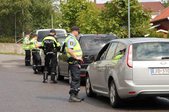 I dag er det skolestart og kontrolldag i Oslo – her står politiet nå