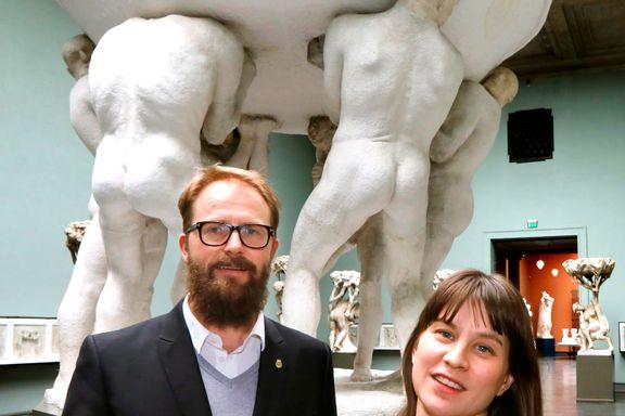 Vil gjøre Vigeland like stor som Munch