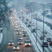 Nå gjør vinteren comeback i Sør-Norge – klarvær i nord