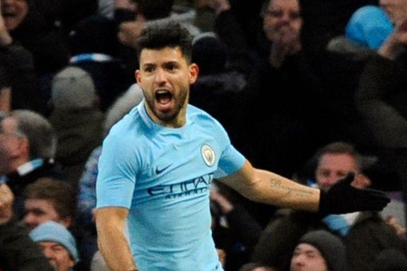 Manchester City var ille ute - så våknet Agüero