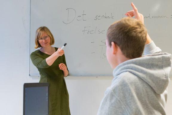 Økt andel gutter får ikke karakterer på videregående etter innføring av fraværsgrense