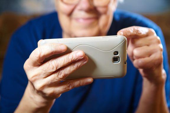 Hvordan kan vi unngå at en digital alderdom bare blir for de få?