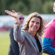 Märtha Louise og Lilli Bendriss har dannet TV-selskap