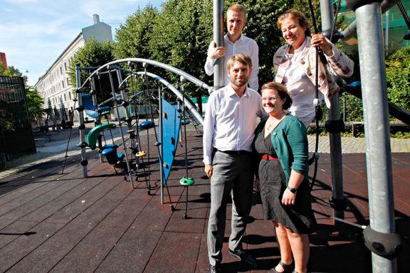Opposisjonen krever fortgang i milliardprosjektene på Tøyen