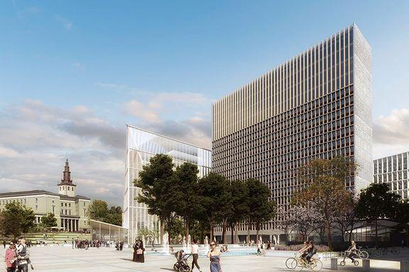 19 arkitektkontorer klager på avgjørelse om regjeringsbygg