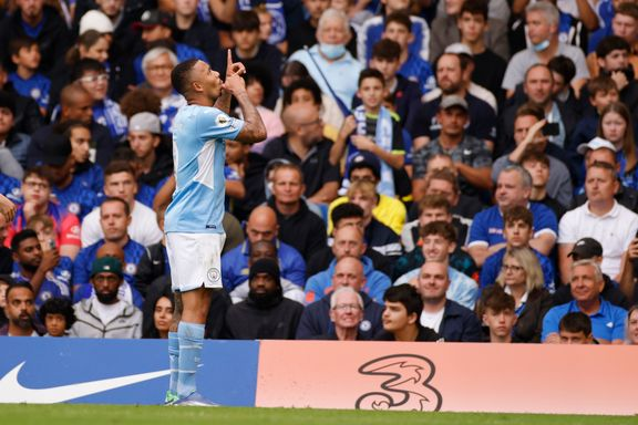 Gabriel Jesus sørget for perfekt City-revansje etter finaletapet i Champions League