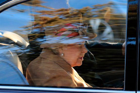 Avis: Dronning Elizabeth kan bli evakuert på grunn av brexit