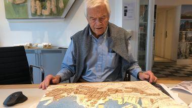 Niels Torp vil flytte Teknisk Museum til Grønland