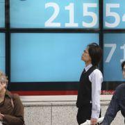 Nedgangen fortsetter på børsene i Asia