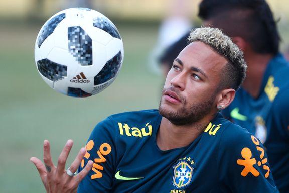 Neymars oppførsel splitter brasilianerne: – Han later ikke engang som han er ydmyk