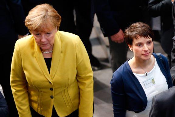 Populistiske partier ikke pop i Tyskland