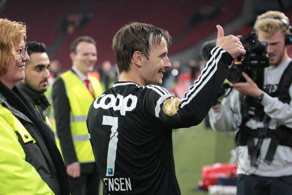 Rosenborg kan knuse Ajax på fysikken