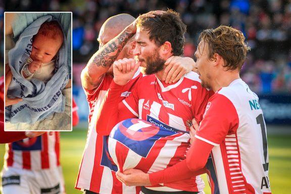 Tromsø-spiller gikk i gulvet på fødestua – måtte sy fire sting