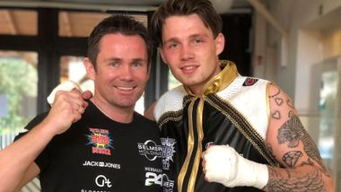 Anders visste ikke hvem han skulle bokse mot – endte med knockout i første runde