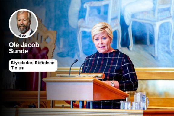 Maktforholdene i den digitale økonomien blir stadig skjevere. Norge må forsvare sine posisjoner.