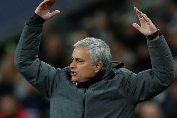 Hangeland refser Mourinho: - Fullstendig uakseptabel forklaring