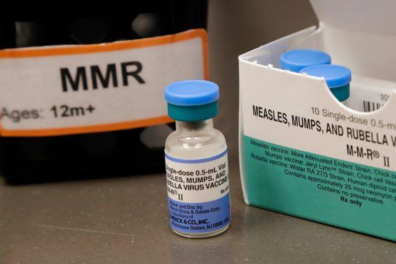 To nye tilfeller av meslinger i Norge