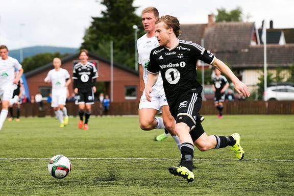 De Lanlay ut med skade i Rosenborg-debuten