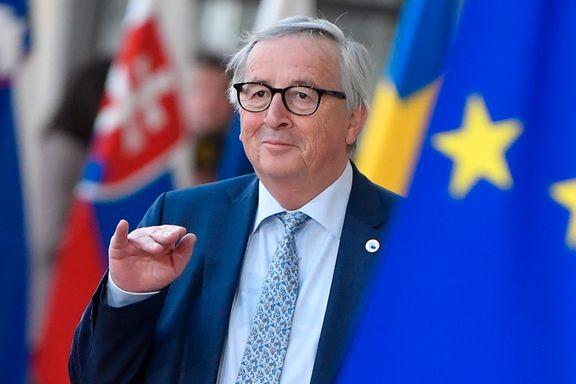 Nå skal EU-toppene byttes ut. Sjefen har bodd fem år på hotell, men klager over at Stoltenberg bor bedre.