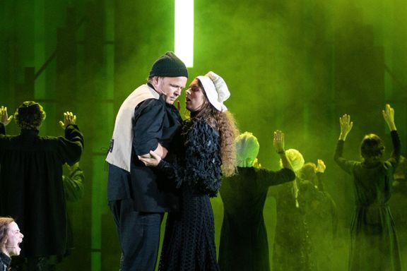 Ser ut som Eurovision – høres ut som 1900-tallets Broadway