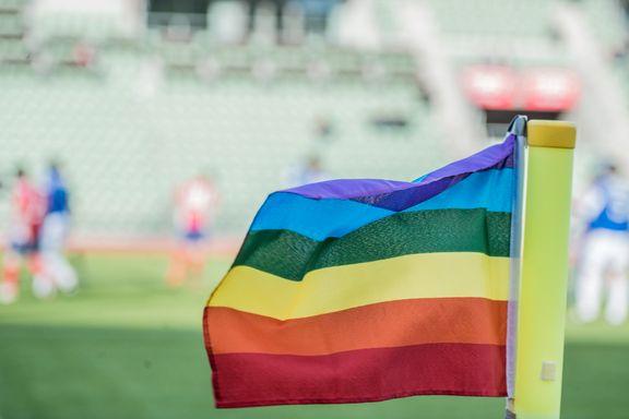 Lyn trosset NFFs homoflagg-forbud - nå kan de bli straffet