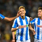 Ødegaard involvert i to scoringer da Real Sociedad tok viktig seier