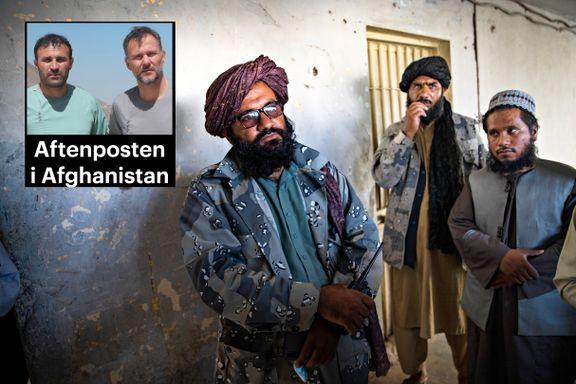 Den dødsdømte drapsmannen var på vei til galgen. Så tømte Taliban fengselet.