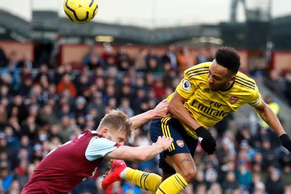 Arsenal uten scoring i kapteinens comeback