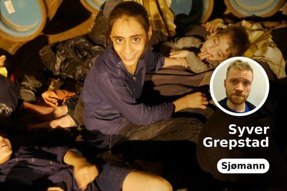 Skal Stortinget vedta «forslaget om drukningsdød for flyktningar»?