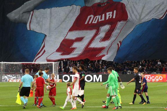 Derfor er tallet 34 så viktig for Ajax-spillerne