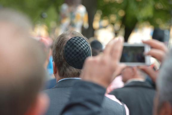 Én av fire europeere har antisemittiske holdninger