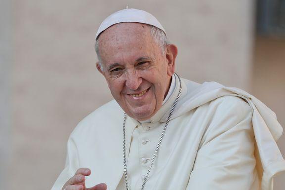 Paven beklaget presters overgrep mot barn. Da ble han selv beskyldt for å ha dekket over skandalen.