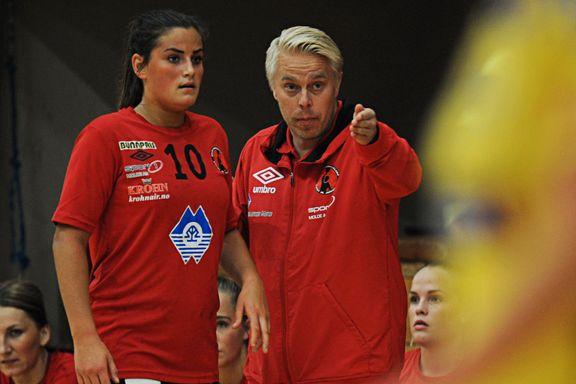 Tidligere Molde-trener sa opp før han rakk å lede laget i kamp