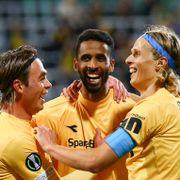Bodø/Glimt herjet i Europa-debuten