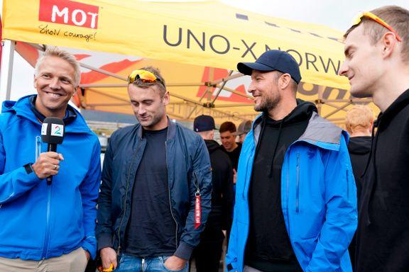 Uno-X angrer ikke: Står fast på bruddet med Northug
