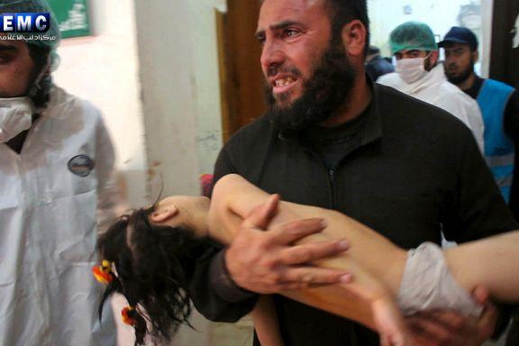 Disse kjemiske angrepene er Assad-regimet anklaget for å stå bak