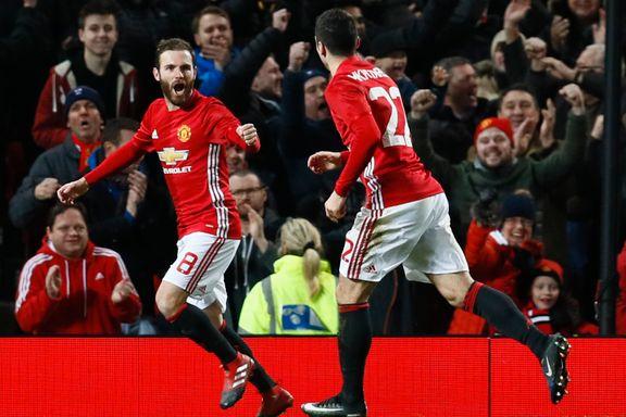 DIREKTE: United mot finale