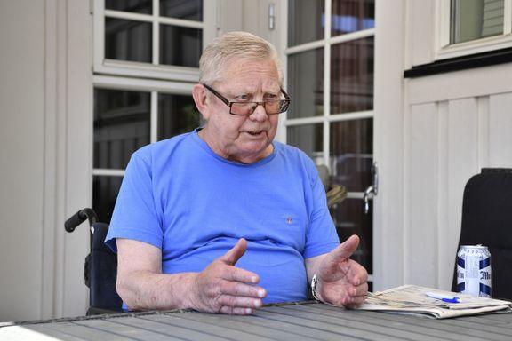 Nils Arne Eggen innlagt med store albuesmerter