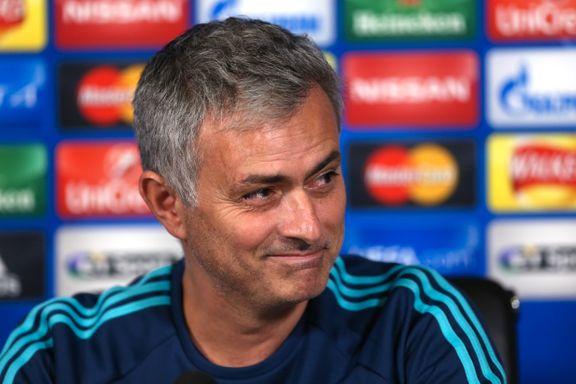 Engelsk avis: - Mourinho har skrevet under for Manchester United
